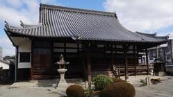 池田市西光寺 400年前に建てられた本堂を200年先へ伝え残したい