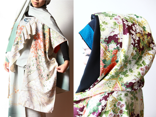 「ジャパン・ムスリム・ファッションブランド」をインドネシアへ