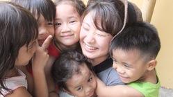 【広げよう笑顔の輪】インド・フィリピンの子どもたちに教育を!