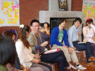 未来を創るリーダー育成ワークショップAoSIに参加者を送ろう