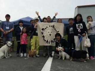ドッグランを造り、保護されず殺処分となる犬がゼロの社会へ!
