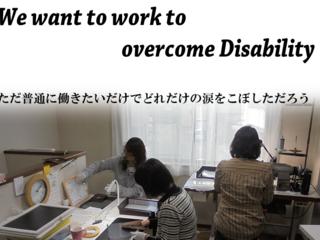 障がいを持った方の就職をサポートする専門知識を教えたい!