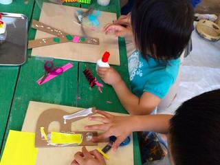 子供も大人も楽しめる芸術祭で調布を盛り上げたい!!