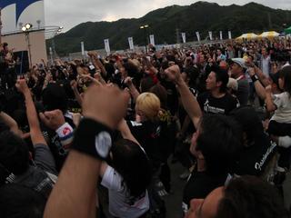 「第1回おおつちありがとうロックフェスティバル」おおつちからありがとうを再び!