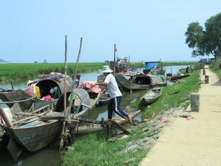 ベトナムフエ省沿岸部40世帯200人に安全な水を提供する!