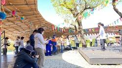 現役パフォーマー集団ASOBIBAが「遊びの教室」を開校したい!