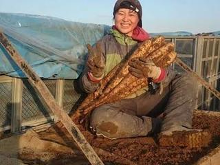 嫁でも後継者でない25歳農業ガールズが農業運営にチャレンジ!