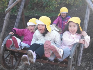 釜石の遊び場を失った子ども達に手造り公園で思いっきり遊んでもらいたい!