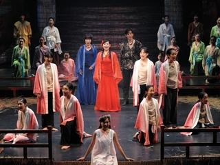 日本神話を題材にしたミュージカル「姫神楽」を成功させたい!