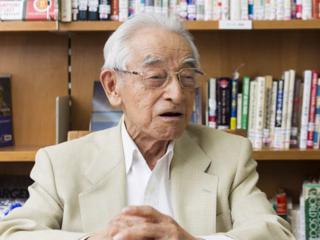 90歳の現役最年長スポーツライター賀川浩の対談集を発信したい