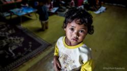 緊急支援|クーデター下のミャンマーからの避難民を支えたい
