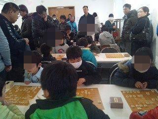 宮城県石巻市で開催するこども将棋大会を成功させたい!
