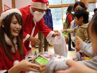 被災地の子ども達に、東京から一足早いクリスマスを届けたい!