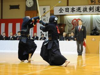閉幕から8年!待望の「全日本選抜剣道七段選手権大会」開催へ!