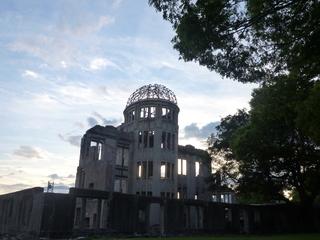 広島から全世界に平和な未来を願って歌声とメッセージを贈りたい