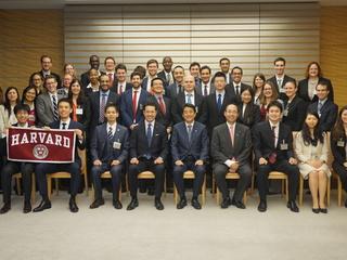 ハーバードに日本の魅力を発信したい!