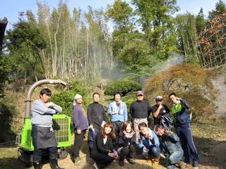 千葉県の放置竹林をエネルギーに変え、農作物を栽培したい!