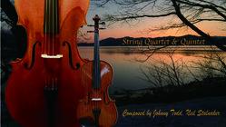 弦楽四重奏曲・五重奏曲のレコーディング、デジタルアルバム作成
