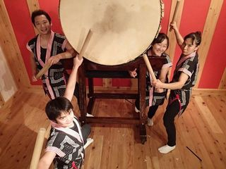 夜間定時制高校映画上映と定時制をルーツに持つ太鼓の演奏会