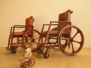 木の限界に挑む!温かくて素敵な『木の車椅子』を作りたい!