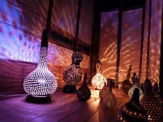 茨城県真壁町のひな祭りでひょうたんランプ展示会を開催したい!