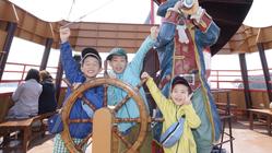 子どもたちに笑顔を贈ろう!九十九島遊覧船 乗船無料プロジェクト