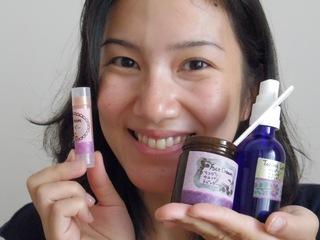 アレルギー経験を活かそう!アレルギー対応の手作り化粧品ワークショップ開催します!
