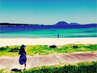 宇久島応援ソング「ニシノウミヒカル」をレコーディングしたい!