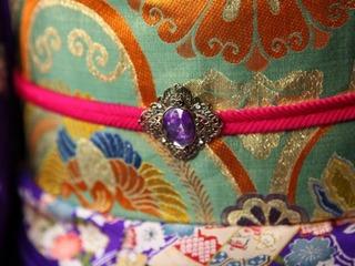 簡単でおしゃれな着物用デザイン帯を250枚作りたい!!