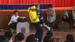 福岡朝鮮初級学校の子ども達にお芝居を届けたい