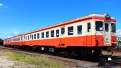 水島臨海鉄道 旧国鉄キハ205を保存し、キハ37、38との連結を!