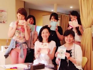 WEBサイトを作って『ありがとうを広げる会』を日本中に広めたい