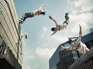 まるで忍者!パルクール大学生が世界に挑む冒険プロジェクト!!