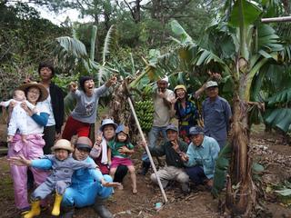最後の秘境トカラ列島・宝島で、バナナ繊維の新しい産業を作る!