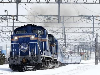 解体の危機にある27年間愛された寝台列車「北斗星」を守りたい!