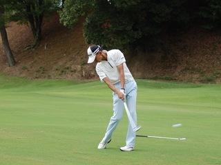 37歳プロゴルファーがプロツアー再挑戦を目指します!
