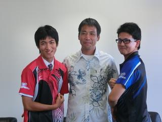 遠く沖縄の地から知的障がい者卓球選手を全国へ!世界へ!
