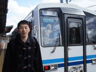 廃線の危機にあるJR三江線を魅力化し、利用者を増やしたい!