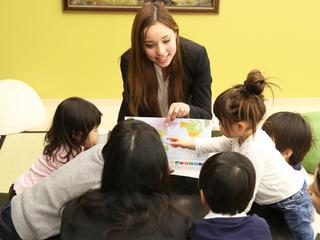 子どもたちに国際色豊かな家庭教師に出会うチャンスを!