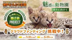神戸どうぶつ王国|花と動物と人との懸け橋PJ セカンドチャレンジ