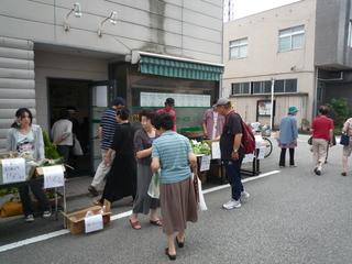 富山市まちなかで八百屋をするプロジェクト