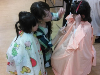児童養護施設の髪サポーター募集!ドライヤーで笑顔が増える!!