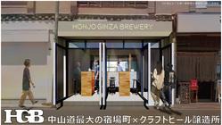 『クラフトビール醸造所×あなたのセカンドタウン』を作りたい
