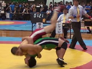 東京オリンピックを目指す、ジュニアレスリング選手をサポート!