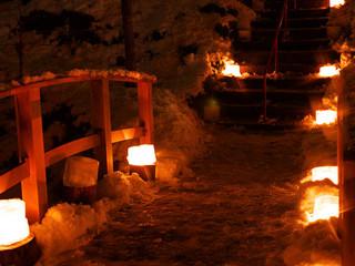 観光客の減少が止まらない鹿教湯温泉を、復活させたい!