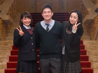 47都道府県の高校生150名が国会で未来を語り合う場を創りたい!