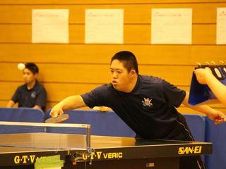 知的障害者の卓球全国大会へSON・富山の選手団を派遣したい!