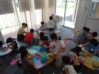 介護施設併設の「子ども未来塾」を正式な学童保育施設にしたい!