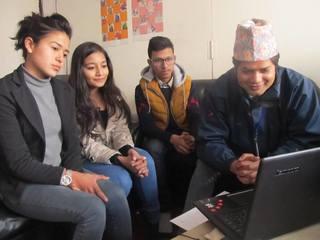 ネパール地震で被災したネパールの高校生を東北に招待したい!