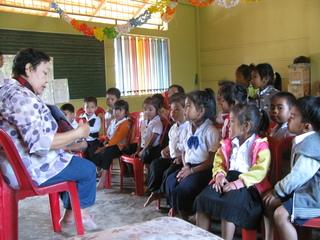 開発が進むカンボジア・農村部の幼稚園に、トイレを建設したい!